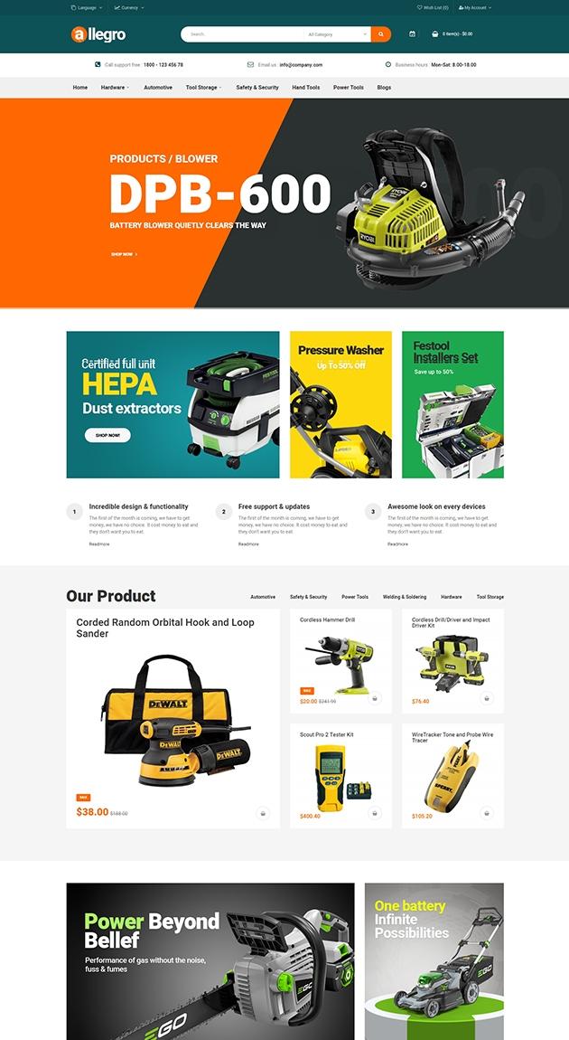 Dizainas įrankiams ir kt. įrangai