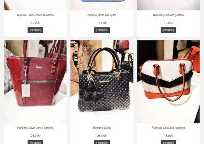 La Madam – patogus ir greitas apsipirkimas internetu. Madingi, stilingi drabužiai, avalynė, rankinės ir aksesuarai moterims.